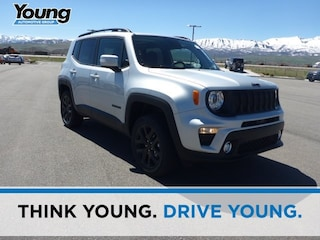 2019 Jeep Renegade ALTITUDE 4X4 Sport Utility for sale at Young Chrysler Jeep Dodge Ram in Morgan, UT