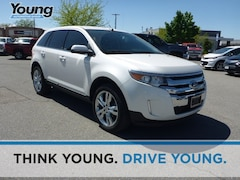 2013 Ford Edge Limited AWD SUV