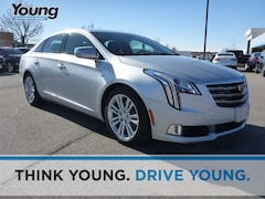 2018 CADILLAC XTS Luxury Sedan for sale in Logan, UT at Young Toyota Scion