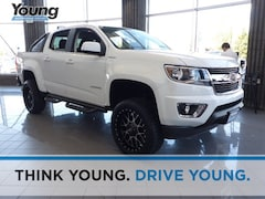 2019 Chevrolet Colorado LT Truck Crew Cab for sale in Layton at Young Chevrolet of Layton