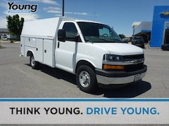 2019 Chevrolet Express 3500 Work Van Truck for sale in Layton at Young Chevrolet of Layton