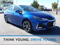 2019 Chevrolet Cruze LT Sedan for sale in Layton at Young Chevrolet of Layton