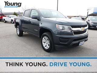 Used 2019 Chevrolet Colorado LT Truck Crew Cab 1GCGTCEN4K1114530 for sale in Kaysville, Utah at Young Kia