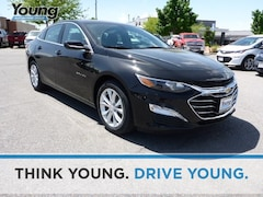 2019 Chevrolet Malibu LT Sedan for sale in Layton at Young Chevrolet of Layton
