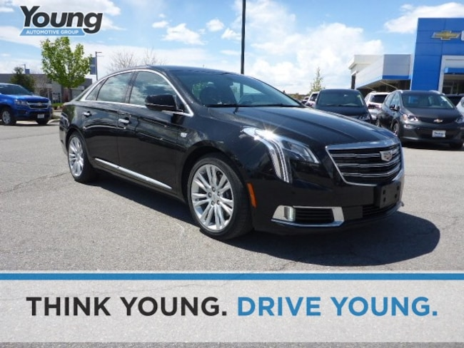 Used 2018 CADILLAC XTS Luxury Sedan C8621 for sale in Ogden, UT at Young Subaru