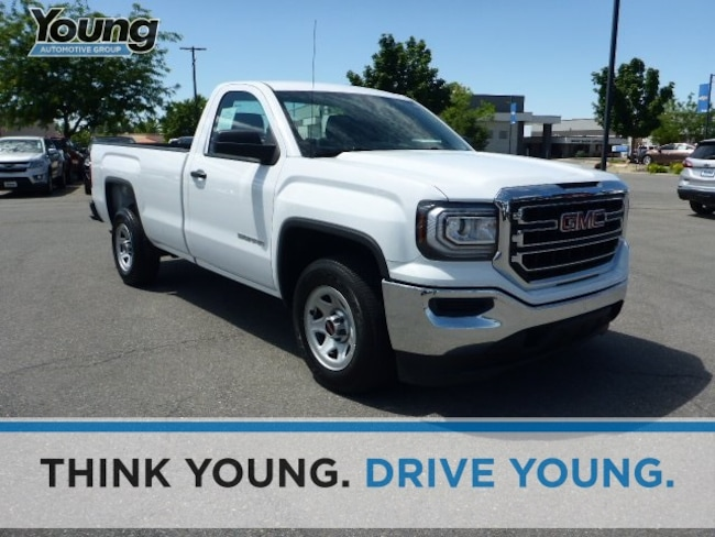 Used 2018 GMC Sierra 1500 Base Truck Regular Cab for sale in Layton, UT at Young Buick GMC
