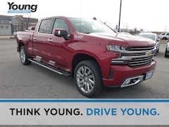 2019 Chevrolet Silverado 1500 High Country Truck Crew Cab for sale in Layton at Young Chevrolet of Layton