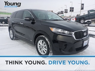 Used 2019 Kia Sorento 3.3L LX SUV 5XYPGDA59KG474621 for sale in Kaysville, Utah at Young Kia