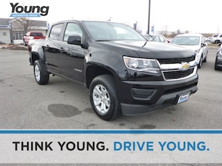 Used 2019 Chevrolet Colorado LT Truck Crew Cab 1GCGTCEN7K1113534 for sale in Kaysville, Utah at Young Kia