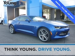 2018 Chevrolet Camaro 2LT Coupe for sale in Layton at Young Chevrolet of Layton
