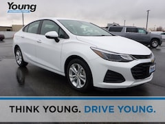 2019 Chevrolet Cruze Diesel Sedan for sale in Layton at Young Chevrolet of Layton
