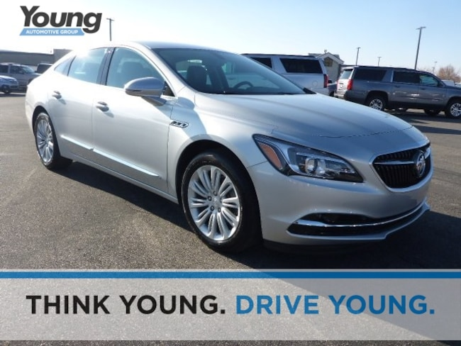 Used 2018 Buick LaCrosse Essence Sedan for sale in Logan, UT at Young Honda