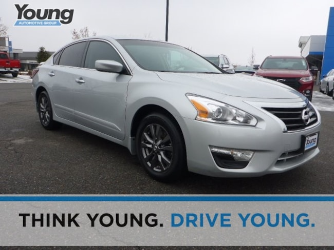 Used 2015 Nissan Altima 2.5 S Sedan for sale in Ogden, UT at Avis Car Sales