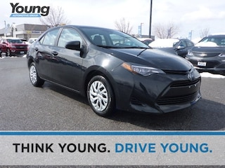 Used 2018 Toyota Corolla L Sedan 5YFBURHE6JP749989 in Ogden, UT at Avis Car Sales