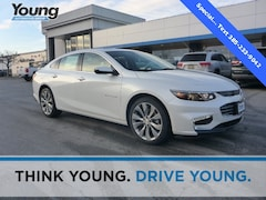 2018 Chevrolet Malibu Premier Sedan for sale in Layton at Young Chevrolet of Layton