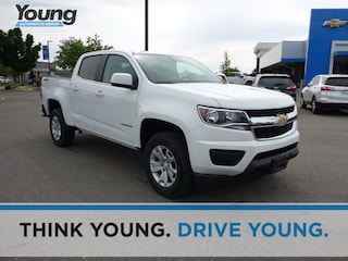 Used 2019 Chevrolet Colorado LT Truck Crew Cab 1GCGTCEN9K1108657 for sale in Kaysville, Utah at Young Kia