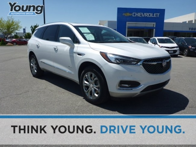 Used 2019 Buick Enclave Avenir SUV for sale in Logan, UT at Young Honda