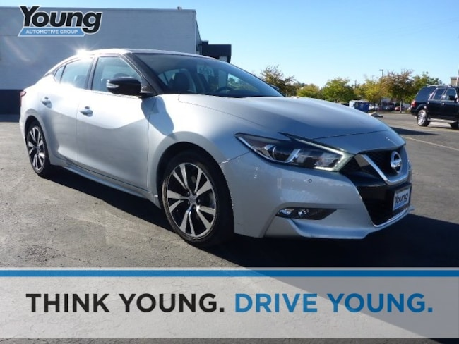 Used 2017 Nissan Maxima 3.5 SL Sedan for sale in Ogden, UT at Avis Car Sales