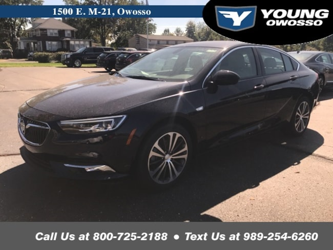 2018 Buick Regal Sportback Essence Hatchback