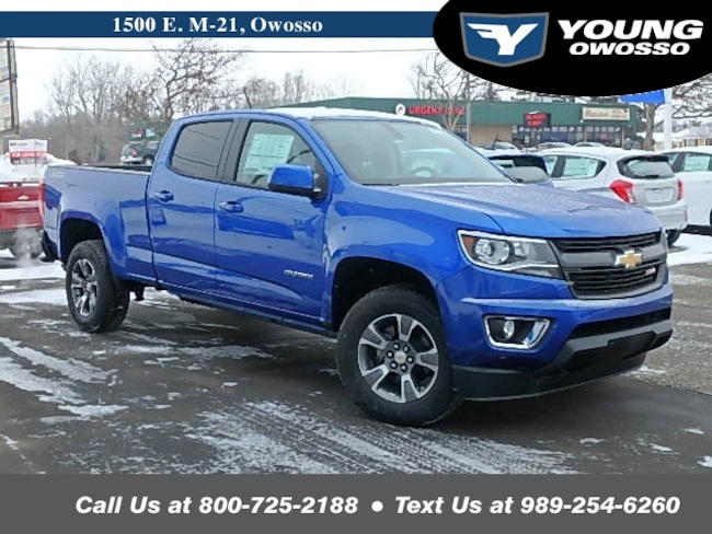 New 2018 Chevrolet Colorado For Sale At Young Chevrolet Cadillac