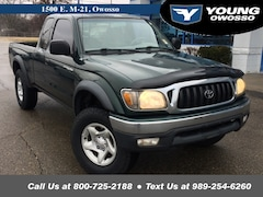 2002 Toyota Tacoma Prerunner Truck Xtracab