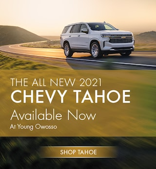 All New New 2021 Chevy Tahoe