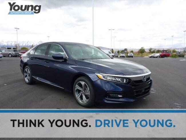 2018 Honda Accord EX Sedan for sale in Logan, Utah at Young Honda