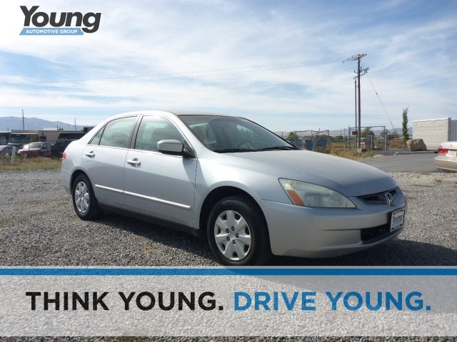 Good Used 2004 Honda Accord LX Sedan For Sale In Logan, UT At Young Honda
