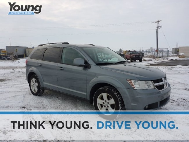 Used 2010 Dodge Journey SXT SUV for sale in Logan, UT at Young Honda