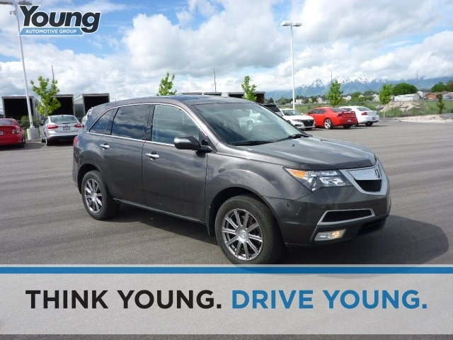2010 Acura MDX 3.7L SUV for sale in Logan, UT at Young Toyota Scion