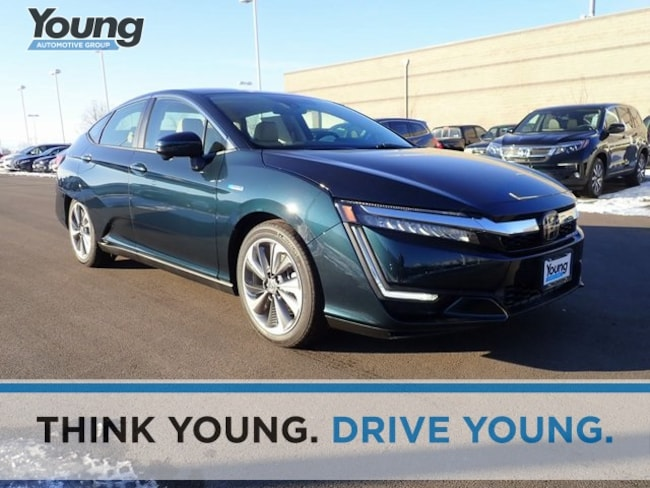 2018 Honda Clarity Plug-In Hybrid Touring Sedan for sale in Logan, Utah at Young Honda
