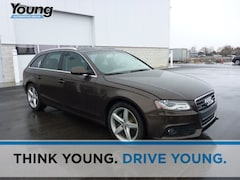 Used 2011 Audi A4 2.0T Premium Wagon WAU4FAFL7BA092743 for sale in Morgan UT at Young Chrysler Jeep Dodge Ram