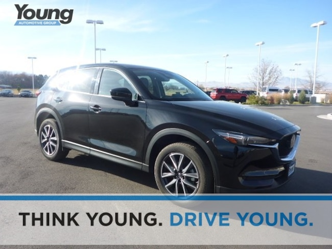 2018 Mazda CX-5 Grand Touring SUV