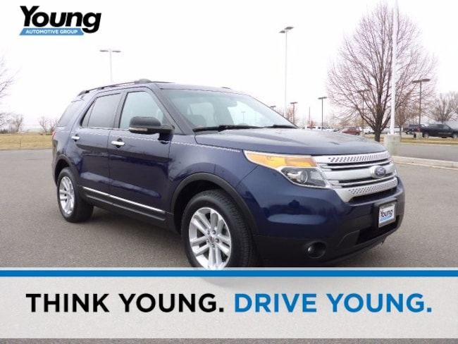 Used 2011 Ford Explorer XLT SUV for sale in Ogden, UT at Young Subaru