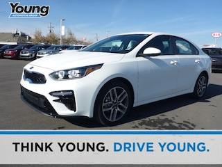 New 2019 Kia Forte S Sedan for sale in Kaysville, UT at Young Kia