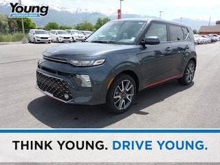 New 2020 Kia Soul GT-Line 2.0L Hatchback for sale in Kaysville, UT at Young Kia