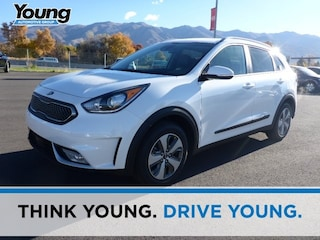 New 2019 Kia Niro EX SUV for sale in Kaysville, UT at Young Kia