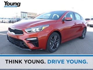 New 2019 Kia Forte EX Sedan for sale in Kaysville, UT at Young Kia