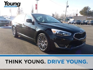 Used 2016 Kia Cadenza Limited Sedan KNALN4D70G5209309 in Ogden, UT at Avis Car Sales