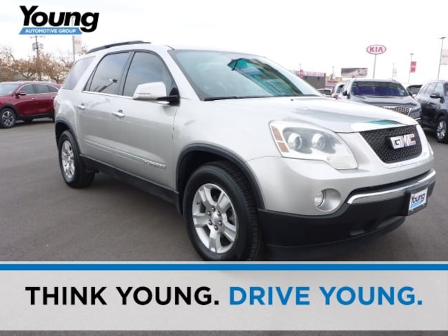 Used 2007 GMC Acadia SLT-2 SUV for sale in Ogden, UT at Avis Car Sales