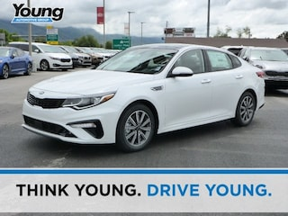 New 2019 Kia Optima EX Sedan for sale in Kaysville, UT at Young Kia