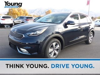 New 2019 Kia Niro Plug-In Hybrid EX Premium SUV for sale in Kaysville, UT at Young Kia