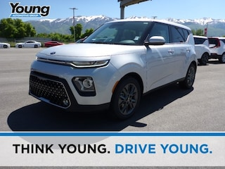 New 2020 Kia Soul EX Hatchback for sale in Kaysville, UT at Young Kia