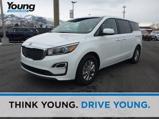New 2019 Kia Sedona LX Van Passenger Van for sale in Kaysville, UT at Young Kia