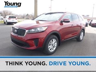 New 2019 Kia Sorento 2.4L LX SUV for sale in Kaysville, near Salt Lake City, at Young Kia