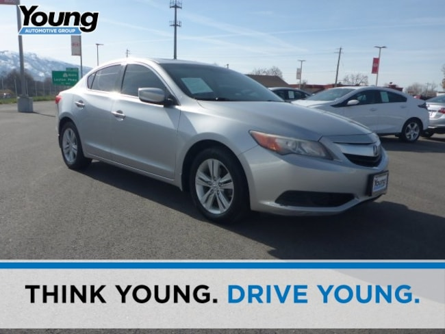 Used 2013 Acura ILX 2.0L Sedan 9KD664A for sale in Ogden, UT at Young Subaru