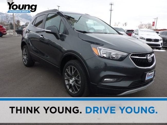 Used 2017 Buick Encore Sport Touring SUV for sale in Ogden, UT at Avis Car Sales