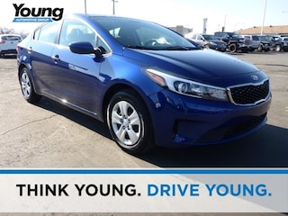 Used 2018 Kia Forte LX Sedan 3KPFK4A78JE254409 for sale in Kaysville, Utah at Young Kia