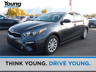 New 2019 Kia Forte FE Sedan for sale in Kaysville, UT at Young Kia