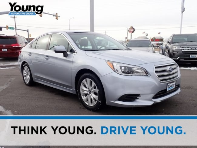 Used 2016 Subaru Legacy 2.5i Premium Sedan for sale in Ogden, UT at Avis Car Sales